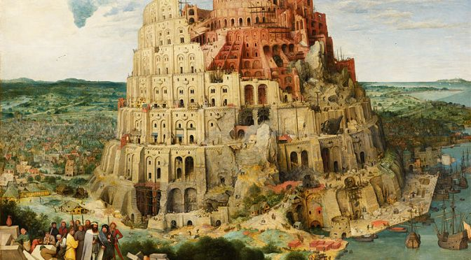 Assissi 2016: A Religious Babel