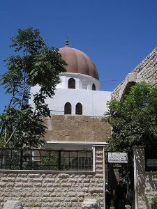 Tomb of Saladin, Damascus