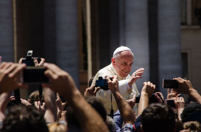 The Pope of Rome in Three African Countries 2015: Why Now?